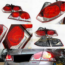 06 07 08 09 10 11 Honda Civic FD Rear Tail Lamp (STYLE: 09 Facelift OEM) TYPE R
