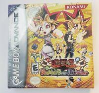 Yu-Gi-Oh Destiny Board Traveler Sealed Game Boy Advance  Boxed Shipping!!