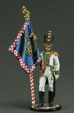 Toy tin soldiers 54 mm.The Napoleonic wars. Naples, 1811-12