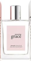 PHILOSOPHY Amazing Grace PERFUME SPRAY 4 oz Eau de Toilette Women's NEW *NO BOX