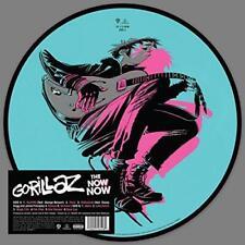 Gorillaz - The Now Now (NEW VINYL LP PIC DISC)