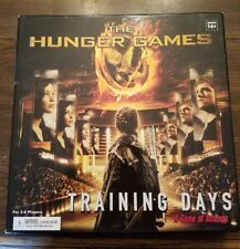 NIB 2012 Hunger Games Training Days Game of Strategy by Wizkids/Neca