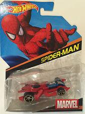 Spider-Man Plastic Diecast Cars, Trucks & Vans
