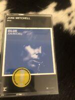 Joni Mitchell Blue cassette tape