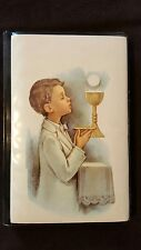 Vintage 1981 First Communion Book -  never used