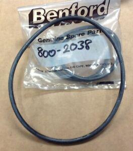 Genuine Terex Benford 800-2038 Brake O Ring 800 2038
