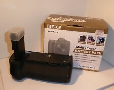 QUALITY MEIKE BATTERY PACK GRIP  for  EOS 5D MK III , BOXED  (CH)