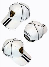 CAPPELLINO CAPPELLO LAMBORGHINI BIANCO BLANCPAIN  2.0  CAP HAT
