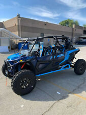 2020 Polaris RZR XP 4 Turbo S Matte Navy