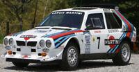 Lancia Delta S4 Rally Montecarlo 1986 scala 1/24