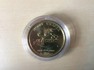 World Money Fair Berlin *  1 Medaille/ Jeton * Dänemark_2