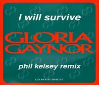 Gloria Gaynor - I Will Survive (5 trk CD / 1993)