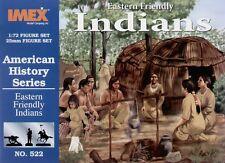IMEX 522-American History Series-Oriental amigable indios 1:72 Kit