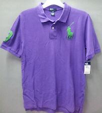 NWT Polo Ralph Lauren Boys Big Pony Sz XL T Shirt Pupple