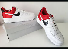 Nike Air Force 1 07 LV8 1 GS University Red White Gr 36 36,5 weiß rot CK0502 600