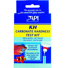 API KH Test Kit Liquid for Freshwater and Marine Tanks Carbonate Hardness