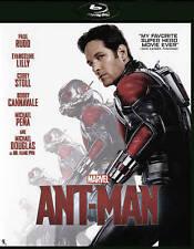 Marvel Paul Rudd Funny Superhero Ant-Man Ant Man Blu-ray English French Spanish