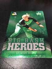 2017 TAP N PLAY BBL BIG BASH HEROES H-15  Kristen beams
