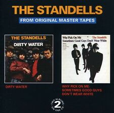 The Standells - Dirty Water / Why Pick on Me Sometimes Good Guys [New CD] UK - I