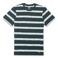 Stance Mens Crew Mid Weight Classic T-Shirt Black M New