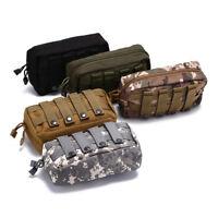 tactical molle belt pouch military bag magazine waterproof waist pack bags ei
