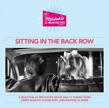 Milkshakes & Heartaches-Sitting In The Back Row-Movie & TV Themes CD NEW SEALED