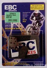 Magura MT Series 2 / 4 / 6 / 8 centro Resina Mountain Bike Freno a disco PADS (cfa619)