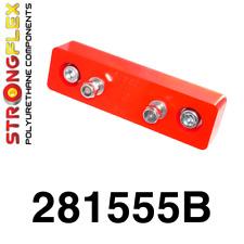 PU Lager für Getriebeaufhängung Nissan 200SX-S13,S14, R33,34 StrongFlex 80ShArot