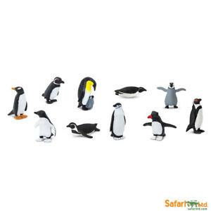 Pinguine (10 Minifiguren) Safari Ltd 761904B