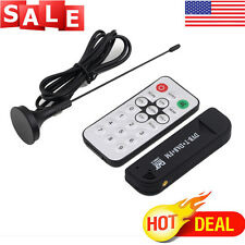 USB 2.0 Digital DVB-T SDR+DAB+FM HDTV TV Tuner Receiver Stick RTL2832U+R820T YT