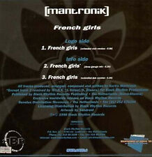 MANTRONIX - French Girls - brr