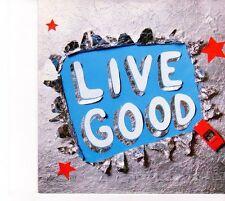 (DZ621) Naive New Beaters, Live Good - 2009 DJ CD