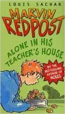 Alone in His Teacher's House: Bk. 4 (Marvin Redpost), New, Louis Sachar Book