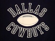 NFL Dallas Cowboys National Football League Fan Apparel Texas T Shirt XL