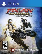 NEW MX vs ATV Supercross Encore Edition - PlayStation 4 PS4 - Motorcycle Game