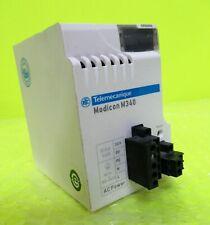 SCHNEIDER TELEMECANIQUE BMXCPS2000 MODICON STANDARD AC POWER SUPPLY, WARRANTY