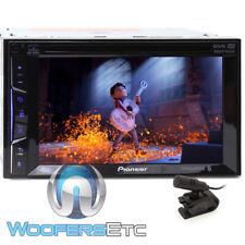 "PIONEER AVH-500EX 6.2"" TV CD MP3 DVD IPHONE USB BLUETOOTH IPOD CAR STEREO NEW"