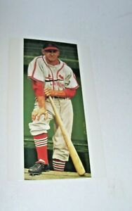 Postcard Stan the Man Musial by Arthur K. Miller  Never used