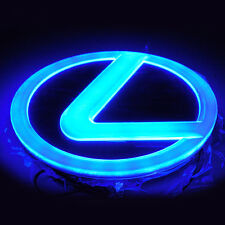 4D Car LED Real Logo Light Auto Badge Light Emblems Lamp For Lexus LS270 RX450h