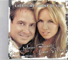 Marco Borsato&Lucie Silvas-Everytime I Think Of You cd maxi single