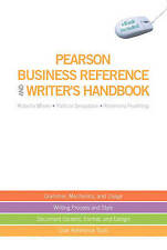 Pearson Business Reference and Writer's Handbook (with downloadable ebook access