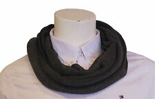 CODELLO 32108211 COL 09 MEN'S LOOP SCARF GREY NEW