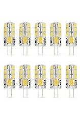 10X MUMENG G4 LED 3.5W BULB 280-300LM 2835 SMD 24 LEDS 12V WARM WHITE LIGHT UK!