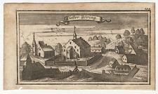 Pförring (Eichstätt): CLOSTER pöring. - cuivre clés de A.W. ERTL, 1705