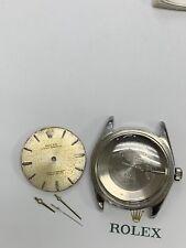 GENUINE Authentic Rare Rolex Case 1003 1002 Dial Hands Stem Crown Cal 1530 1570