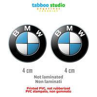 Adesivi logo BMW Motorrad GS 1200 1250 moto pegatinas stickers 4cm not laminated