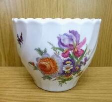 Porzellan Übertopf Royal Tettau Blumen Streublümchen D13cm