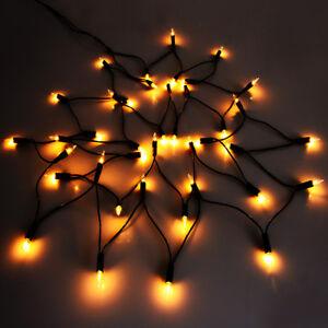 Guirlande Lumineuse Arbre Sapin De Noel - 5,4M - 40 Ampoules - Électrique
