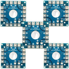 5 PCS RC Multi Rotor Quadcopter Battery ESC Power Distribution Connection Board