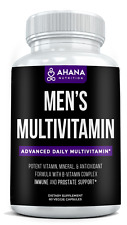 Men's Ultra Daily Vitamin With 30+ Herbs, Minerals & Antioxidants